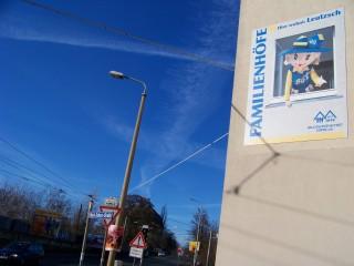 Diskussionsrunde: Experten nehmen Leipzigs Westen unter die Lupe  | Auch Leutzsch dürfte am Mittwoch ein Thema der Diskussionsrunde sein / Foto: Enrico Engelhardt