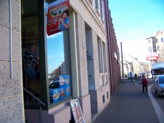 Bildinhalt: Laden in Georg-Schwarz-Straße 137 wiederbelebt | Der neue Dönerladen in der GSS 137  / Foto: Enrico Engelhardt