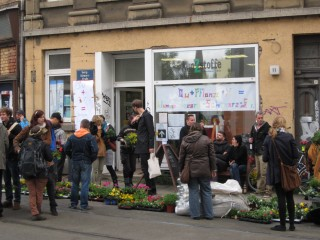 Bildinhalt: 5. Georg-Schwarz-Straßenfest zeigt Magistrale in Feierlaune | Die