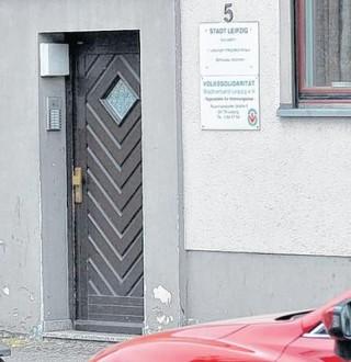 Bildinhalt: Ein neues Konzept für Obdachlose  | Wird geschlossen: der Obdachlosentreff in der Rückmarsdorfer Straße. / Foto: A. Döring