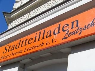 Bildinhalt: Bürgerverein Leutzsch feiert sein 20-Jähriges    Der Vereinstreff in der Georg-Schwarz-Straße 122. / Foto: Enrico Engelhardt