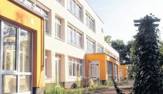 Bildinhalt: Diese Kindergärten werden in Leipzig gebaut | Auch die KITA An der Lehde in Leutzsch wird derzeit saniert / Foto: André Kempner