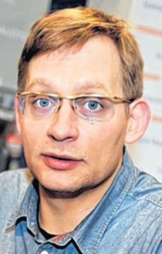 Bildinhalt:  Clemens Meyer liest Texte von Wolfgang Hilbig  | Clemens Meyer / Foto: Andreas Döring