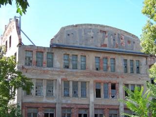 Neuer Plan für Dietzoldwerk in Leutzsch: Verein HausHalten will ruinierte Fabrik erhalten   | Das alte Dietzoldwerk / Foto: Enrico Engelhardt