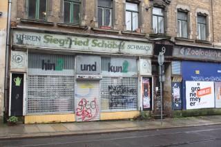 Bildinhalt: Leseherbst im hinZundkunZ | Das hinZundkunZ wartet mit Literatur auf / Foto: Enrico Engelhardt