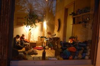 Bildinhalt: Donnerstags ist Kreativtag in der Georg-Schwarz-Straße | Bildrechte liegen beim Wollzirkel