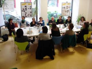 Bildinhalt: Quartiersrat Leipziger Westen sucht neue Mitstreiter/-innen |