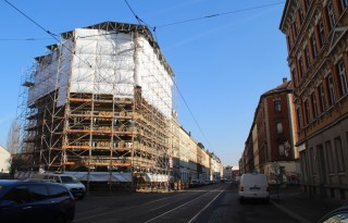 Bildinhalt: Themenabend zur Neugestaltung der Georg-Schwarz-Straße am 16. April | Foto: Roman Grabolle