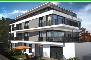 Neubau mit sieben großen Wohnungen in der Holteistraße 17-19 geplant | Bildrechte: Dima Immobilien Leipzig