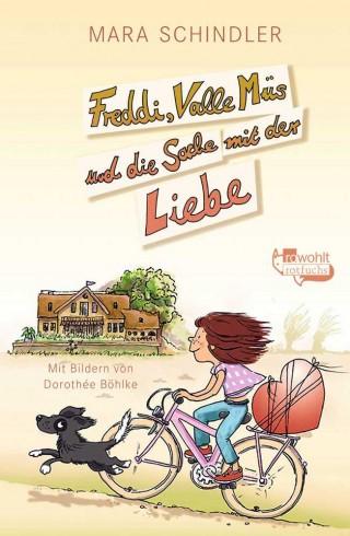Bildinhalt: Mara Schindler liest bei Tüpfelhausen | Rowohlt Verlag