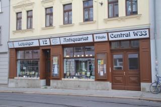 Die sächsische Akademie der Künste zu Gast im Antiquariat |