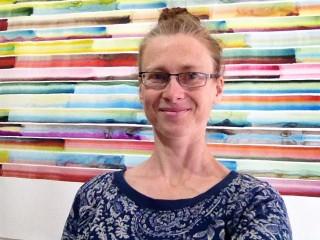 Bildinhalt: Neue Mitarbeit am Magistralenmanagement -Susanne Ruccius |