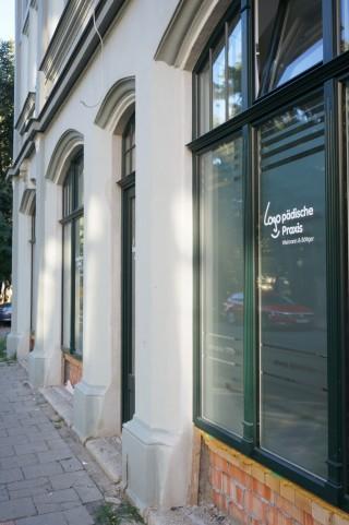 Bildinhalt: Logopädische Praxis Weimann  Böttger in der Georg-Schwarz-Straße 84 eröffnet. | Foto: S. Ruccius