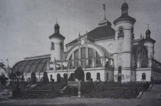 Bildinhalt: Leipziger Westen auf alten Ansichtskarten im Antiquariat |