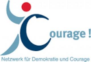 """Bildinhalt: Projekttage """"Netzwerk für Demokratie Courage"""