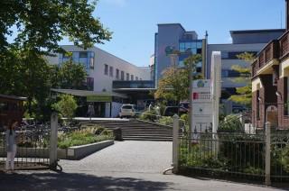 Bildinhalt: Diako mit Reanimationstraining unterwegs | Diakonissenkrankenhaus/ Foto: S.Ruccius