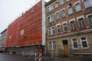 Bildinhalt: Aktuelles zu den Bauarbeiten Brunnenviertel | Baustelle Brunnenviertel