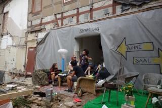 Bildinhalt: Werkstatt neue Nachbarschaft | Foto: Jens Götz, STRAZE Greifswald