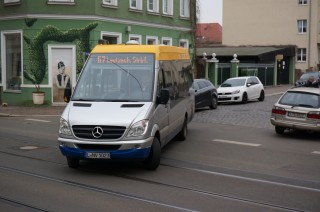 Verwirrung um Linie 67 in Leutzsch | Buslinie 67, Foto: S.Ruccius