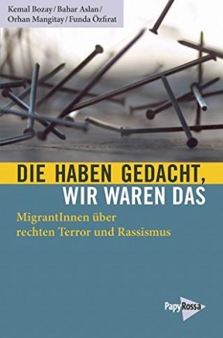 Bildinhalt: Lesung zu -Rassismus und rechter Gewalt in migrantischer Community- in der Kunterbunten 19 |