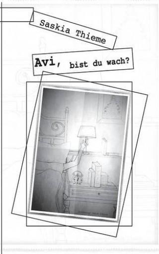 Lesung -Avi, bist du wach?- in der ADI |