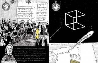 Kant-Graphic-Novel-Lesung im Atelier georg schwarz |