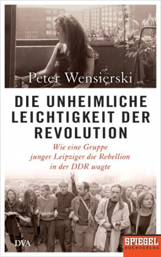 Bildinhalt: Lesung- wie eine Gruppe junger Leipziger die Rebellion in der DDR wagte |