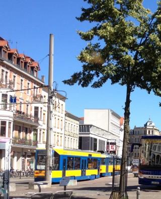 Bildinhalt: Stadtführungen durch Lindenau |