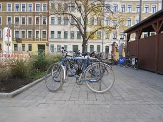 Fahrraddiebstahl in Leipzig |
