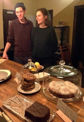 Bildinhalt: Cafe und Bar  | Raffael Bader und Jana Lüpke