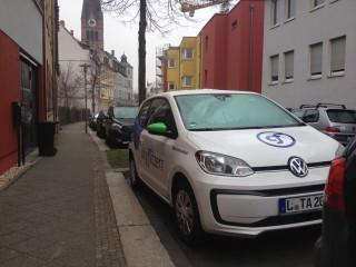 Bildinhalt: Cityflitzer-Start auch in Lindenau |