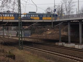 Kein Beteiligungsverfahren beim Neubau Georg-Schwarz-Brücken | Georg-Schwarz-Brücke