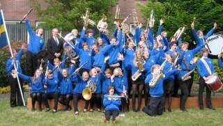 Bildinhalt: Konzert der schwedischen -Lund Symphonic Band- | Lund Symphonic Band
