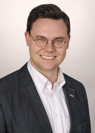 Stadtbezirksbeirat Eric Buchmann vorgestellt | Stadtbezirksbeirat Eric Buchmann