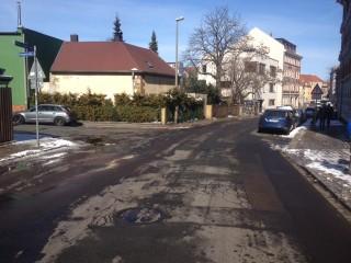 Bildinhalt: Einrichtung Tempo-30-Zone in William-Zipperer-Straße abgelehnt  
