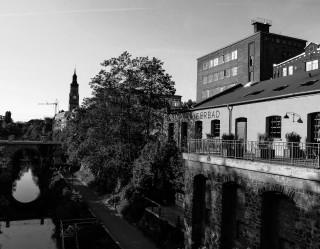 Ausstellung im Diako -Fotografien in und um Leipzig- | Simone Karras, Kaiserbad