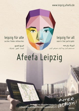 Integrationsplattform Afeefa in Leipzig gestartet |