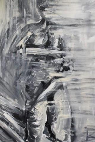 Neue Ausstellung Acrylbilder in AtelierGalerie V. | Dana H.Kritt