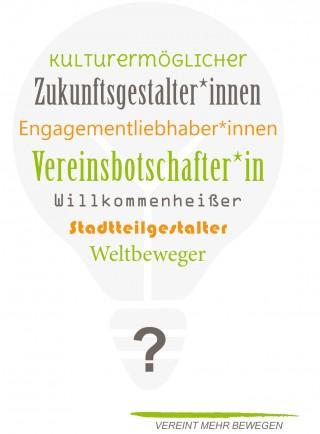 Bildinhalt: Qualifizierungsangebot für Engagierte in Leipzig   