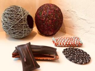 Bildinhalt: Die Workshopreihe -Neue Dinge aus Restmaterialien upcycle it- geht weiter |
