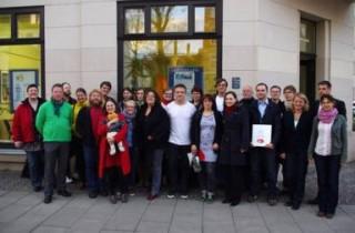 Bildinhalt: Der Quartiersrat Leipziger Westen sucht neue Mitglieder | Quartiersrat