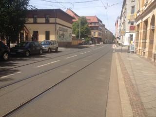Bildinhalt: Stadtführung durch Lindenau  