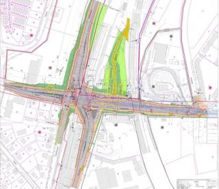 Beteiligungsworkschop Bau Georg-Schwarz-Straße | Vorplanung GSBrücken, Stadt Leipzig VTA