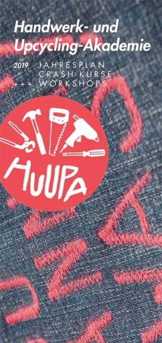 HuUpA – die Handwerk- und Upcycling-Akademie geht in die dritte Runde |