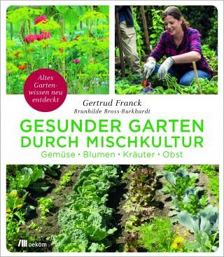 Bildinhalt: westwärts- Lesung im Gartenlokal Weste | Gesunder Garten durch Mischkultur, oekom, 2019