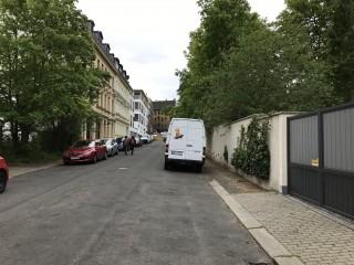 Bildinhalt: Informationsabend zur Straßenraumgestaltung der Holteistraße im Sanierungsgebiet Lindenau | Holteistrasse