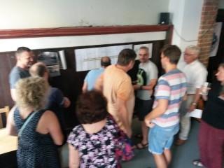 Bildinhalt: Bericht zur Veranstaltung Umbau Holteistraße am 26.06. 2019 |