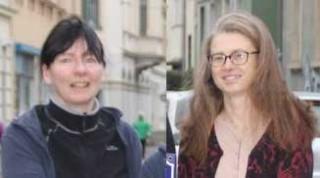 Bildinhalt: Sprechzeiten des Magistralenmanagement im Jahr 2020 | Daniela Nuß und Susanne Ruccius