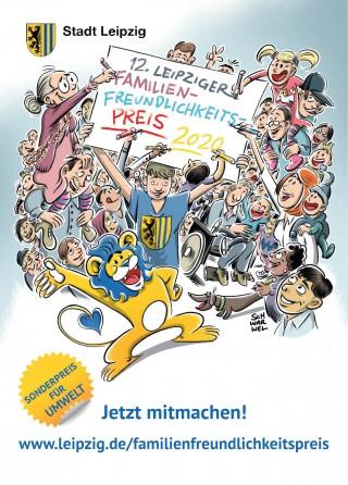 Bildinhalt: Vorschläge machen für Familienfreundlichkeitspreis  