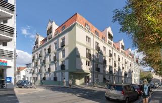 Neubau Ecke Ellernweg/ Georg-Schwarz-Straße |